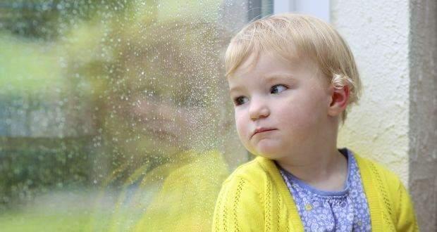 Nên chú ý trước bất kì những thay đổi nhỏ nào của bé trước điều kiện thời tiết