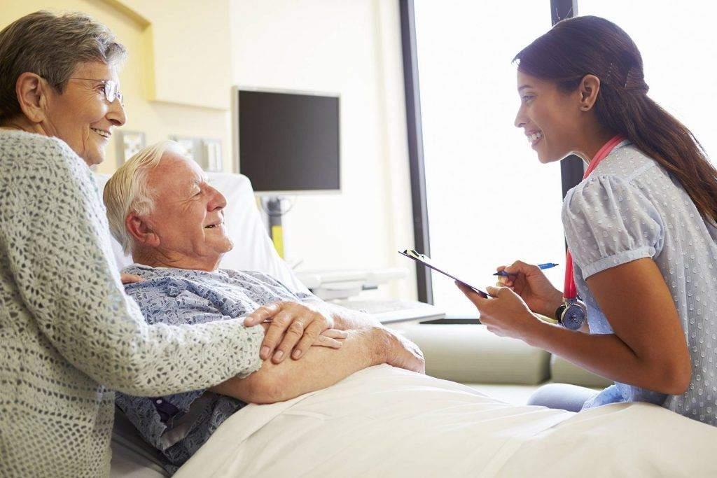 Bệnh nhân sau phẫu thuật có giai đoạn chuyển hóa sức khỏe tùy thuộc vào chế độ chăm sóc